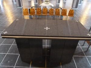 altaar urnenhof